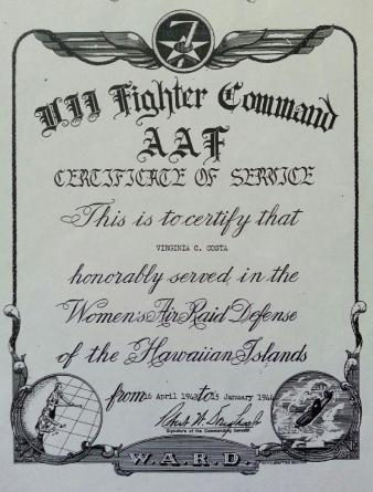 a new certificate...