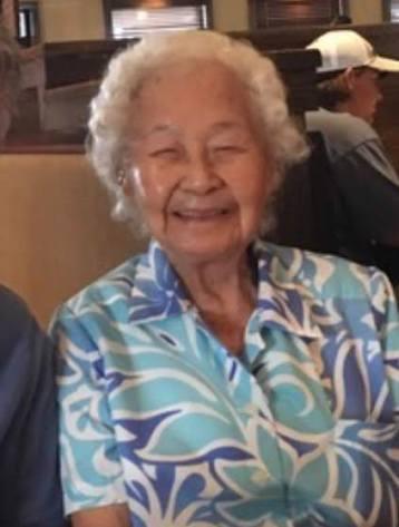 Lillian Tam Wong, 2018 @ 102 years